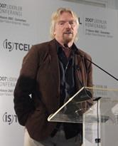 Richard Branson. 'İş Fırsatları Otobüs Gibidir, Her Zaman Bir Diğeri Gelir!' bransonistcell