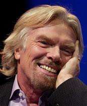 Richard Branson. 'İş Fırsatları Otobüs Gibidir, Her Zaman Bir Diğeri Gelir!' rbranson
